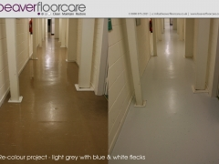 Floor Recolouring