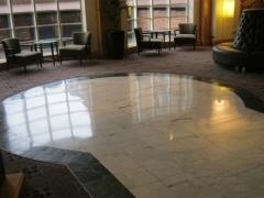 Hotel Marble Floor