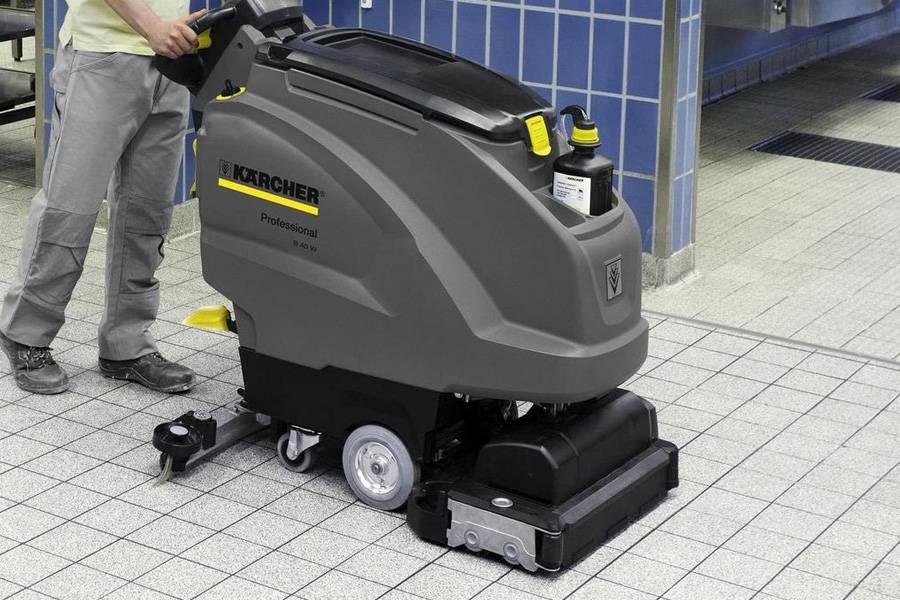 Floor Cleaning Scrubber Drier Machine