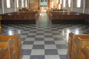 Church Floor Restoration