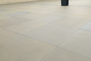 clean sandstone floor tiles