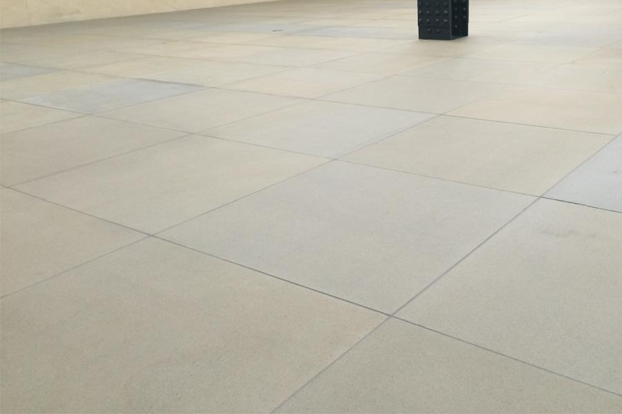 Clean Sandstone Floor Tiles · Stone Floor Polishing