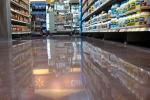 Polished Concrete Retail