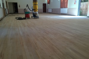 Dust Free Wood Floor Solihull