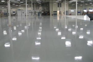 Electro Static Displacement Flooring