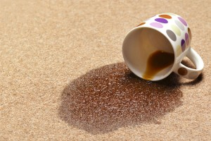 Coffee Spillage