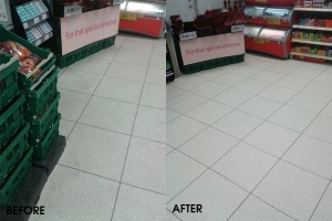 Tesco Floor Cleaning