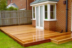 Decking refurbishment