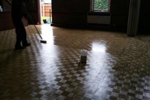 Wood Floor Restoration Warwickshire
