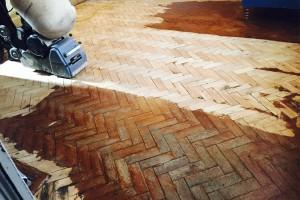 Floor Restoration Warwickshire