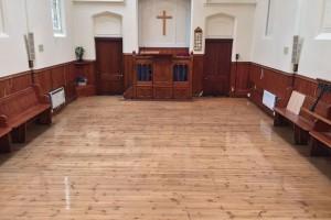 Wood Floor Sanding Warwickshire