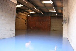Wright Manufacturing – Warehouse Floor Refurbishment