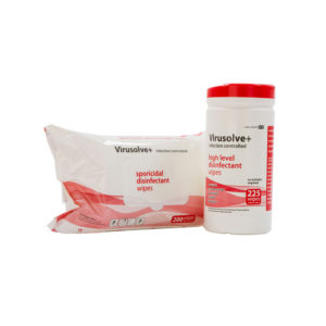 Virusolve Disinfectant Wipes - Kills Covid19